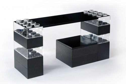Lego Esque Office Furniture Nate Tharp