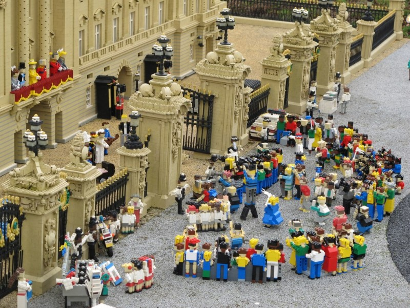 Lego Royal Wedding by Ally Hook