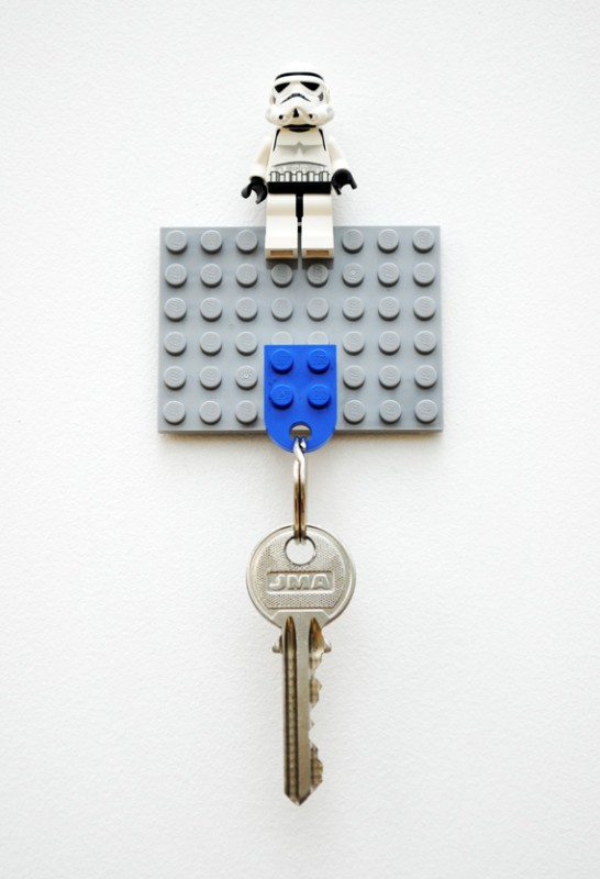 Lego Key Holder