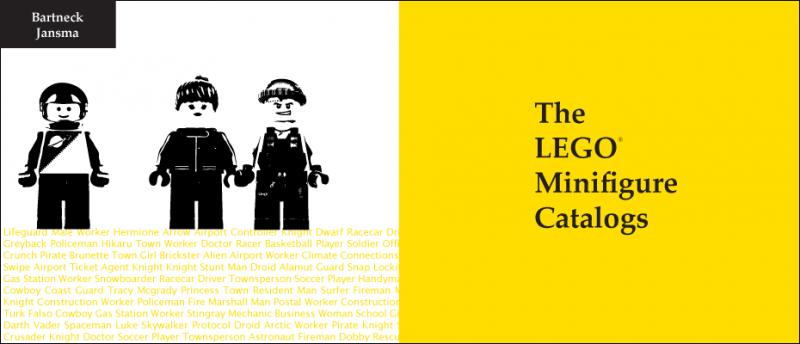 Lego Minifigure Catalog