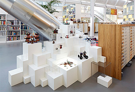Lego Office - Denmark